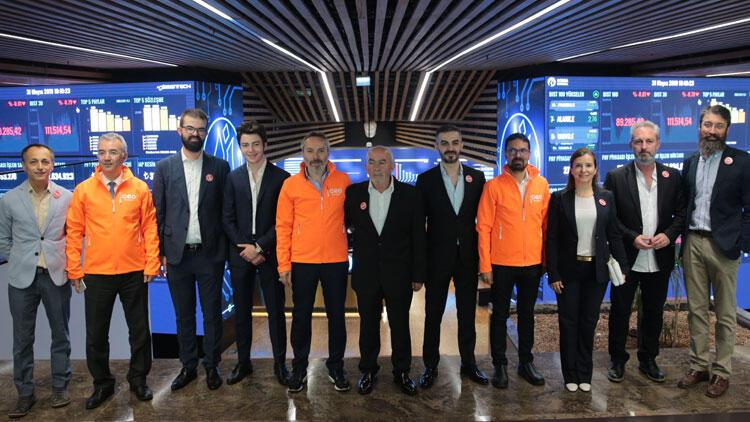 CEO Event hisseleri Borsa'da işlem görmeye başladı