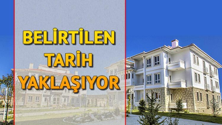 TOKİ 50 bin konut kura çekilişi ne zaman? İstanbul ve Ankara için tarih yaklaşıyor