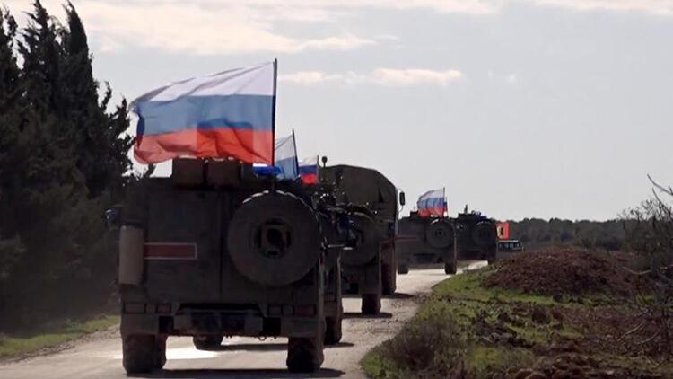 Rus askerleri Hama kırsalındaki gözlem noktasından çekildi