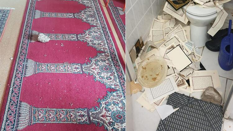 Almanya'da camilere saldırı