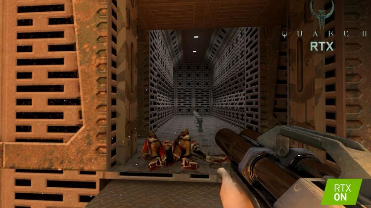 Quake II RTX'e ücretsiz erişim başladı