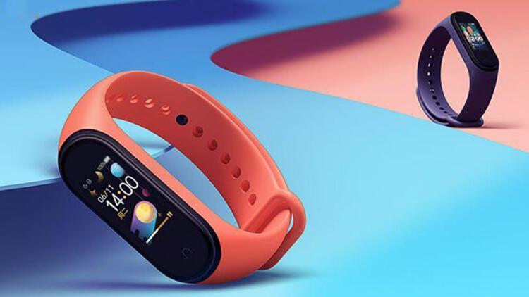 Xiaomi Mi Band 4'ün en dikkat çeken özellikleri