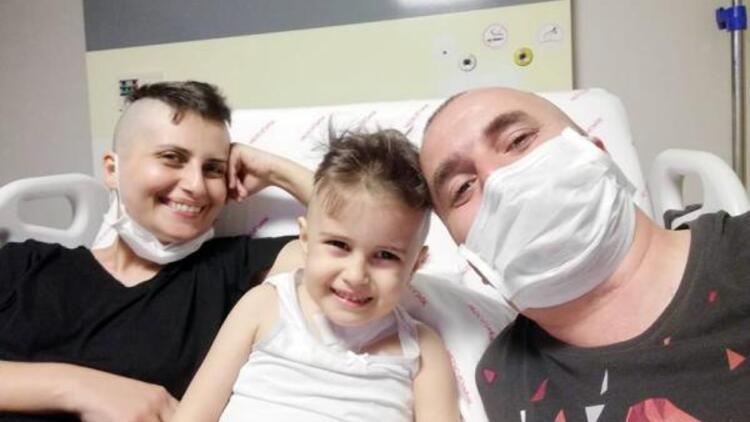 60 gündür steril odada kalan Öykü Arin için heyecanlı bekleyiş