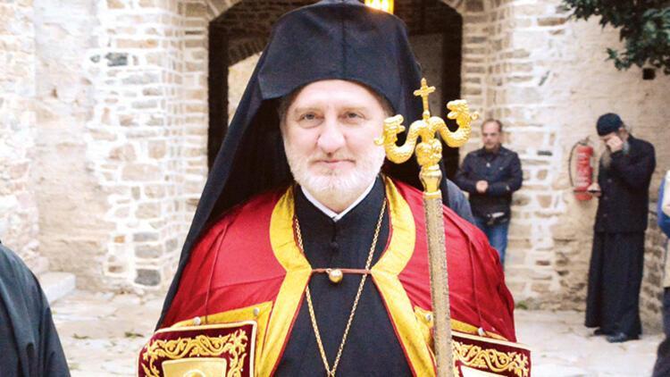 Bakırköy'den ABD'ye başpiskopos