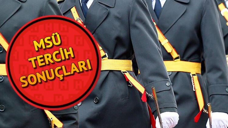 Milli Savunma Üniversitesi (MSÜ) sonuçları pertem üzerinden açıklandı!