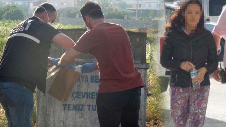 Çöpte ölü bulunan bebeğin annesi gözaltına alındı