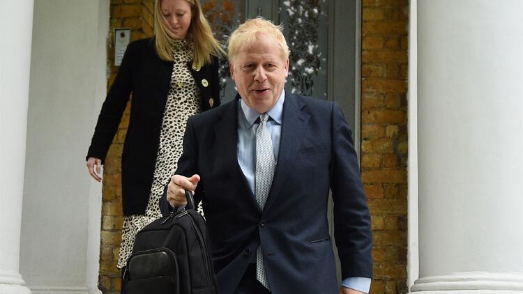 Boris Johnson Muhafazakar Parti'de genel başkanlık seçimine önde başladı