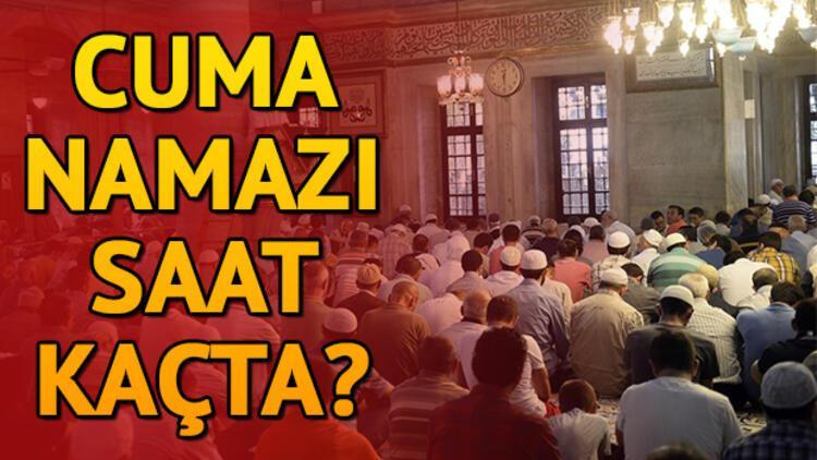 Ankara ve İstanbul'da Cuma namazı saat kaçta? Diyanet'ten Cuma saati bilgisi