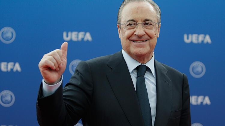 Real Madrid'den transfere 303 milyon euro