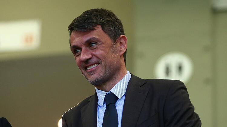 AC Milan Paolo Maldini'yi açıkladı