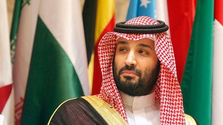 Veliaht Prens Selman'dan 'İran'a yönelik kararlı tavır' mesajı