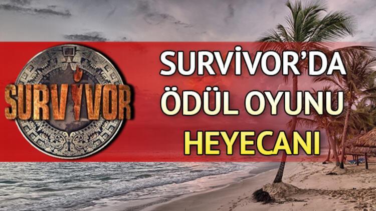 Survivor'da ödül oyununu kim kazandı? Survivor'da dokunulmazlığı hangi takım kazandı?