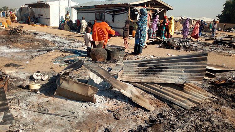 Son dakika... Nijerya'da intihar saldırısı: En az 30 ölü