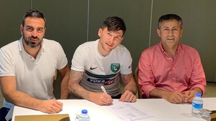 Süper Lig ekibi imzayı attırdı! 2 yıllık sözleşme