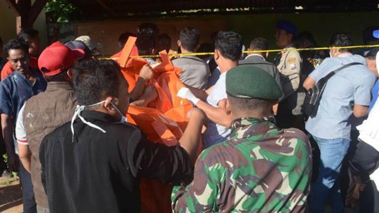 Endonezya'da tekne battı: 15 ölü