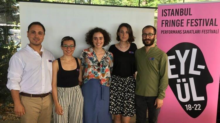 Fringe Festivali ilk yılında İstanbul'da!