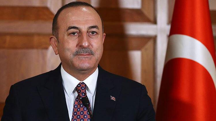 Son dakika... Bakan Çavuşoğlu'ndan Doğu Akdeniz mesajı