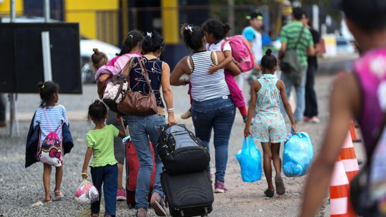 Türkiye mülteci alımında birinci