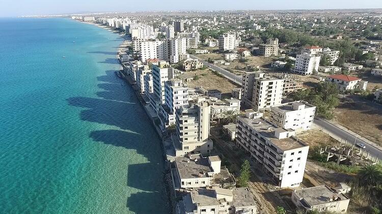 Kıbrıs Maraş şehri neden kapalı? Dünyanın ilk 7 yıldızlı oteli yapıldı!