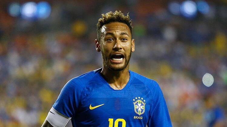 Neymar, gitmek istediği takımı açıkladı