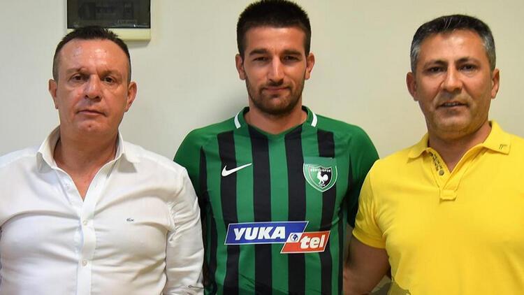Son dakika: Denizlispor Tolgahan Acar'ı transfer etti