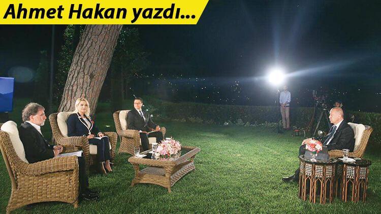 Ahmet Hakan yazdı: Vahdettin Köşkü'ndeki programdan notlar