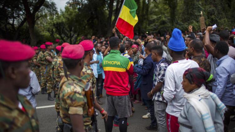 Etiyopya'da Genelkurmay Başkanı öldürüldü