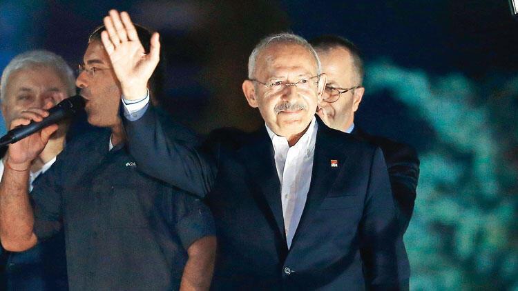 'Türkiye'yi büyüteceğiz'