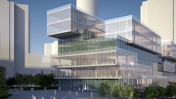 Yıldız Teknopark'a Maslak'ta yeni kampüs yapılacak