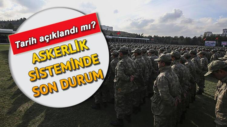 Askerlik sistemi Resmi Gazete'de yayımlandı! Askerler erken terhis ne zaman yapacak?