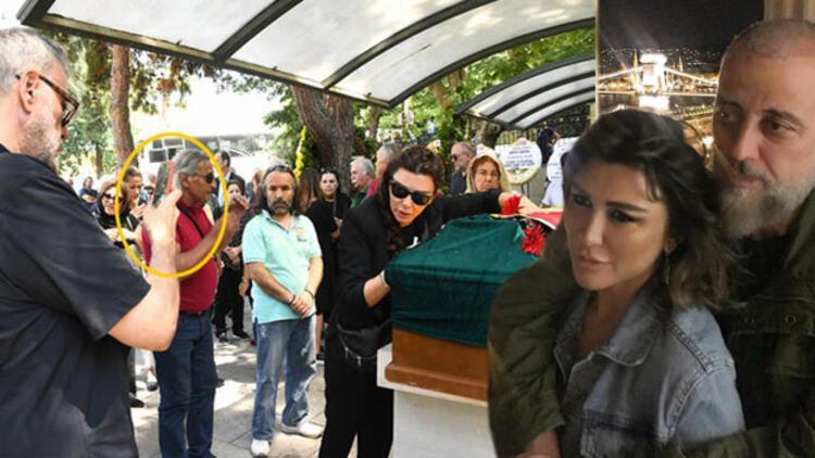 Canlı yayında 'fotoğraf' açıklaması