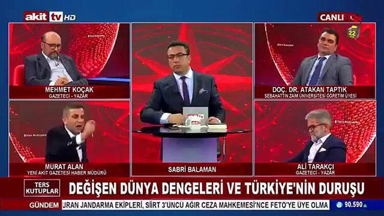Kuvvet komutanlarından gazeteci Murat Alan ve Akit TV'ye dava
