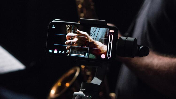 26. İstanbul Caz Festivali için Caza Dokunan Eller iPhonela çekildi