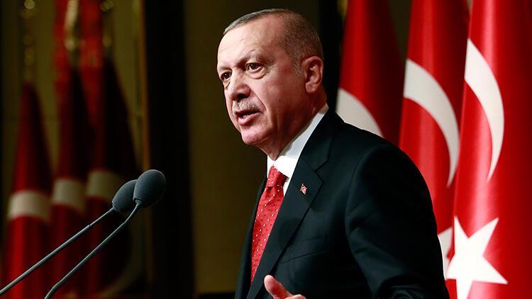 Cumhurbaşkanı Erdoğan'dan Japonya'da F-35 mesajı