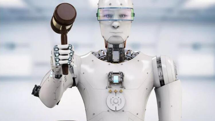 """Çin'de mahkemelerde """"yapay zeka yargıç"""" dönemi"""