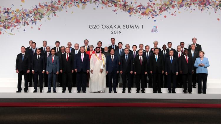 Küresel piyasalar G20 Liderler Zirvesi'ne odaklandı