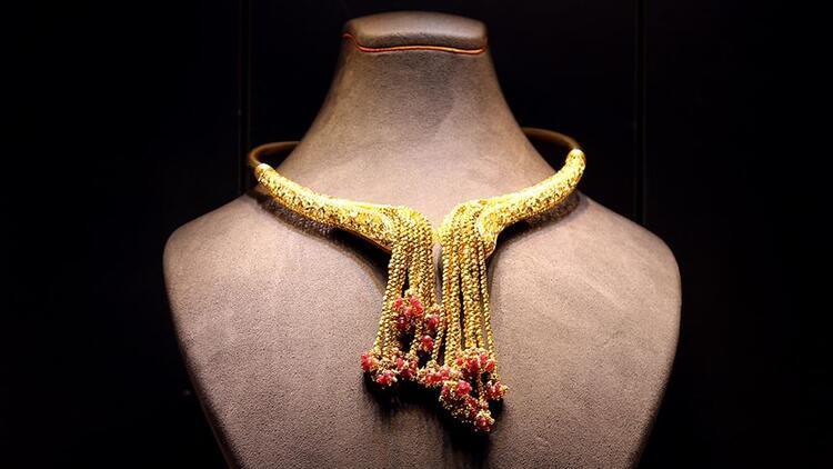 Türk mücevherleri, Pekin EXPO 2019daki yerini aldı