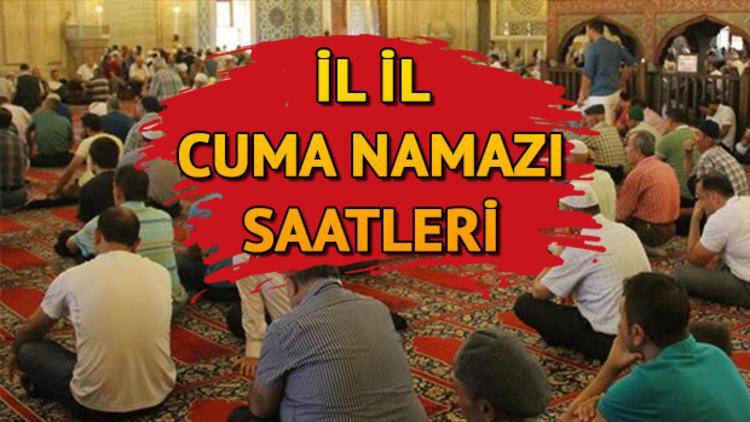 Cuma namazı İstanbul'da saat kaçta kılınacak? 28 Haziran Diyanet il il cuma namazı saatleri