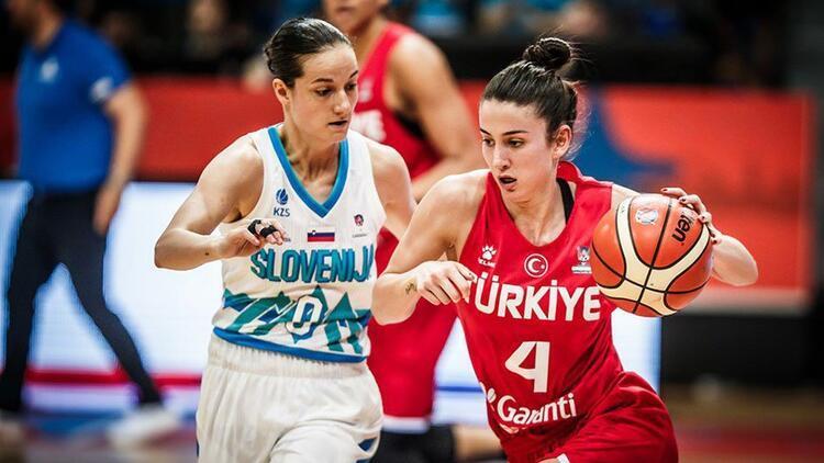 Slovenya 62 - 55 Türkiye