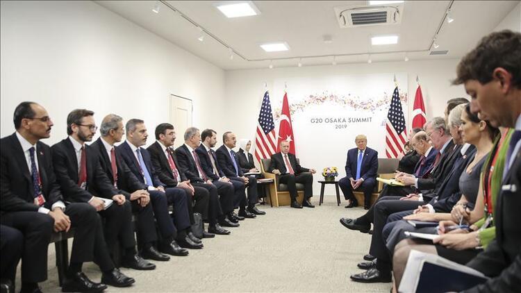 Cumhurbaşkanı Erdoğan'ın G20 Zirvesi'ndeki yoğun görüşme trafiği