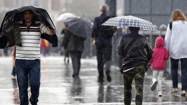 Meteoroloji'den uyarı geldi! O bölgelerde yaşayanlar dikkat!