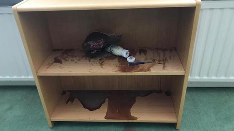 İsveç'te hastane mescidine çirkin saldırı