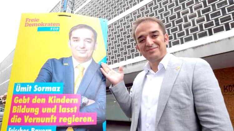 Nürnberg'in Türkiye kökenli ilk başkan adayı