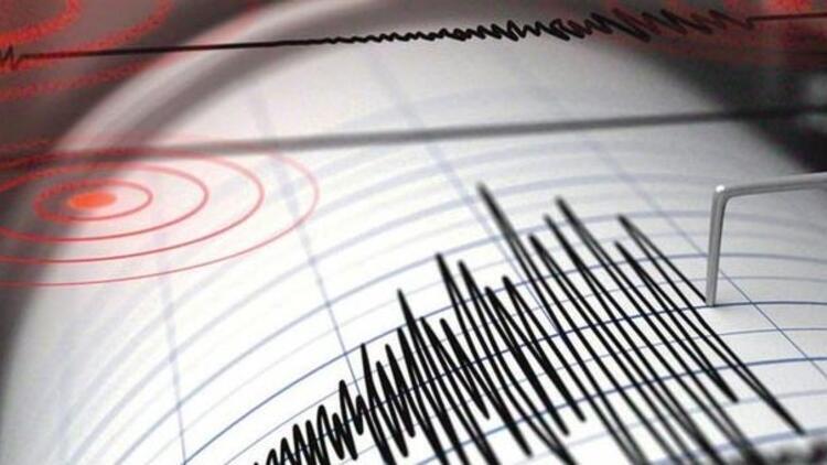 Van'da 3,8 büyüklüğünde deprem