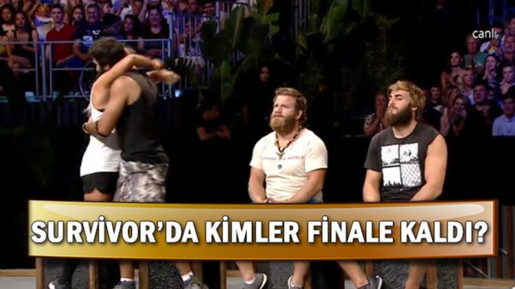 Survivor Türkiye finalistleri kimler? Yunanistan şampiyonu kim oldu?