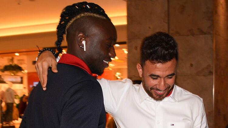 Son Dakika: Diagne'den Galatasaray'ı ı şok eden paylaşım: Kalmaya karar verdim