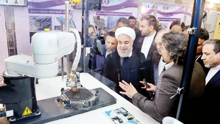 İran o limiti aştı