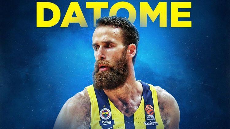 Son Dakika: Gigi Datome 3 yıl daha Fenerbahçe Beko'da!