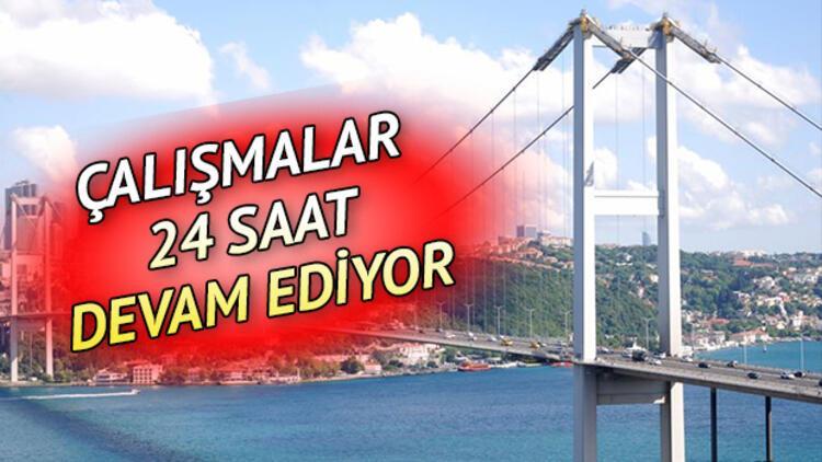 FSM Köprü çalışması ne zaman bitecek?