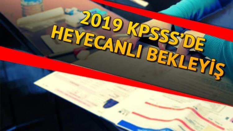 KPSS yerleri açıklandı mı? Gözler sınav giriş belgesinde